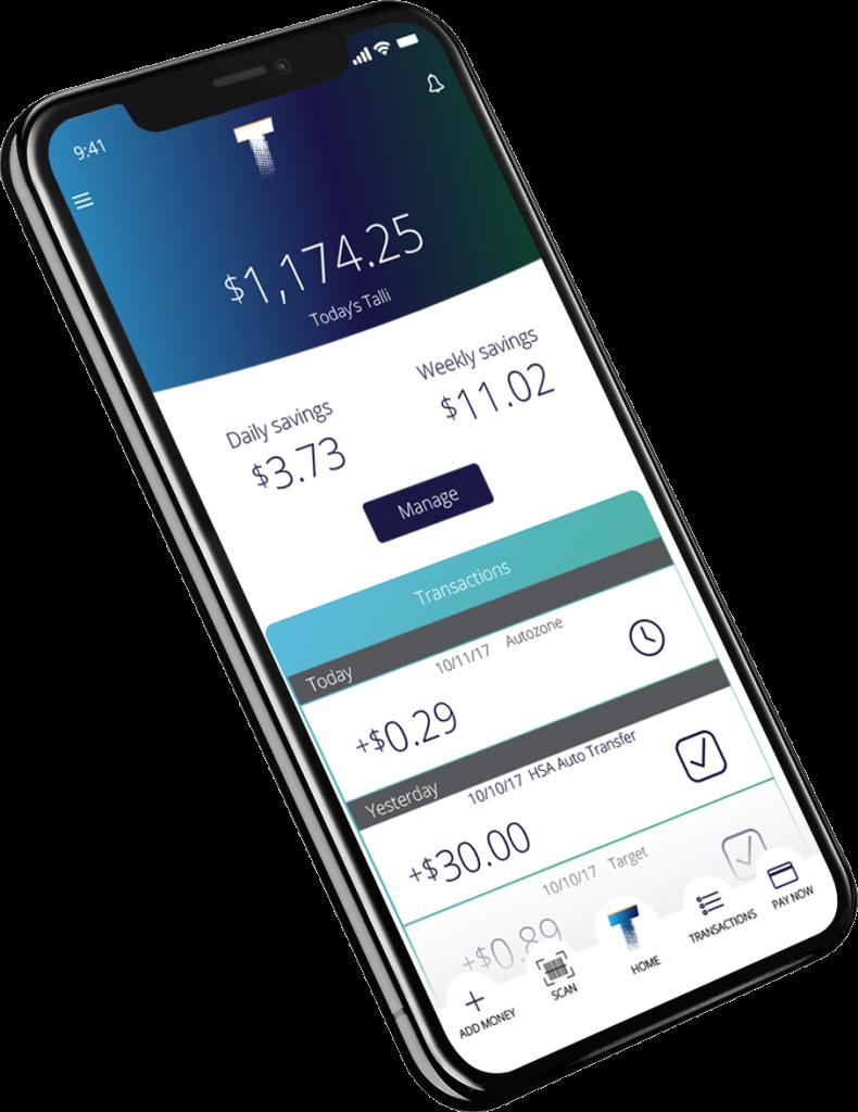 Talli-Health-App-Screen-Home